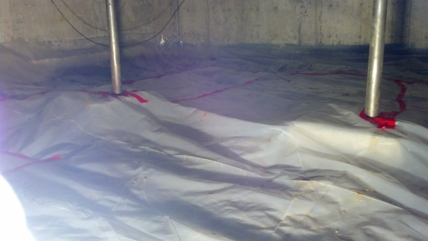 Crawlspace Post Remediation